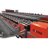 REBAR SAWING & THREADING MACHINE