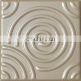 3D Leather wall panel background and ceiling panel PU Sandwich Panel
