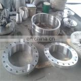 high pressure DIN 16963 Super Duplex stainless steel S32750 2507 hydraulic flange