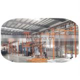Advanced aluminum profile powder coating system machine 1