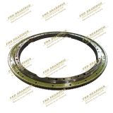 DQWD2500.32T1 slewing ring bearings for terex crane IMO External Gear double row ball Chinese slewing bearing