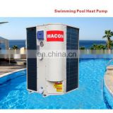 4-12 kw/h Air Source water heating system swimming pool heat pump