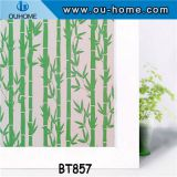 BT857 Home stained glass vinyl film
