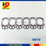Excavator Engine For Hino H07D H07C H07CT Cylinder Head Gasket