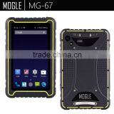 MOGLE 2016 New 7 inch rugged smart industry tablet pc phone quad core 3G internal GPS module
