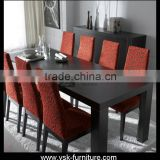 DT-084 House Long Bench Dining Set Table Chair