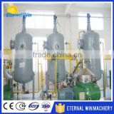 High oil output easy operation PLC corn oil refinery plant corn germ oil refining equipment