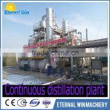 Used car oil distillation equipment / oil and gas equipment