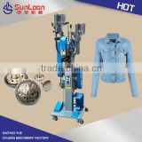 The Newest Best sell black shank jeans buttons machine
