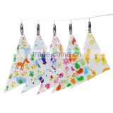 Baby Kids Triangle Scarf Bandana Bibs Saliva Towel Cute Cartoon Infant Bib