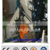 Agile clipping Spinning mill paper core making machine