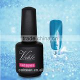 High Quality,High Gloss soak off cat's eye Cheap cat eyes gel nail polish