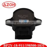 Mazda 323 MX-5 Parts BP2Y-18-911 Throttle Position Sensor
