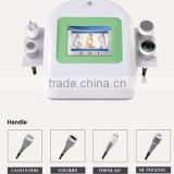 Sanhe Portable Mona Ultrasonic Rf Cavitation 2mhz Slimming Machine/Ultrasonic RF Body Slimming System Ultrasound Fat Reduction Machine