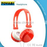 Coloful Cola Can Cover Shape Headphone Stereo High Bass Headsets 3.5mm Headphone with micro