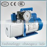 Taizhou Two Stage rotary vane 1/2HP 4.5CFM/5CFM Double Stage Vacuum Pump for refrigerating system VP245                                                                         Quality Choice