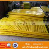 Sand Gravel Mining Screen Mesh Polyurethane Vibrating Screen Mesh
