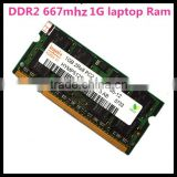 1GB DDR2 667/800mhz laptop ram