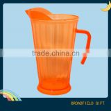 2014 Food Grade clear fruit infusion pitcher for Hotel, Bar and Household