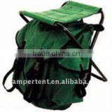 fishing backpack stool, metal folding carp chair