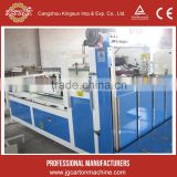 corrugated paperboard folding gluing machines