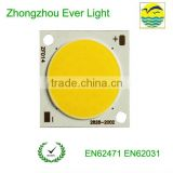 28mm 20W down light white color flip chip COB led medical light source