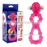 Sex Product Dual Cock Rings XXX Toys