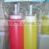 250ml condiment bottle made in China