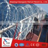 Hot Dipped Galvanized Concertina Razor Barbed Wire Philippines