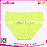 Ladies Slim Bright Color Lingeries Super Women Underwear                                                                         Quality Choice
