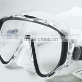 Fashion Silicone Tempered Glass China Diving Mask Gear Prices                                                                         Quality Choice