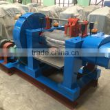 Rubber Refining Open Mill For Reclaimed Rubber / Rubber Refiner Machine