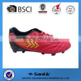 2016 Men outdoor sport shoes for football use, grade original quality soccer boots new style outdoor rugby SS4107