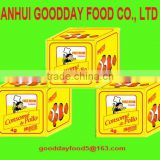 cheap price good quality beautiful and delicious fish bouillon cubes brands