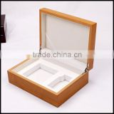 Wooden gift gifts clamshell health care medicine special packing bo customized wholesale factory direct sales
