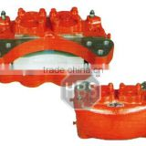 Hydraulic Brake Caliper(SOMA-I) without the vent window part oe number: Sy9789;8R0826; 4V4893