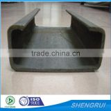 paniting c channel steel profile manufacture