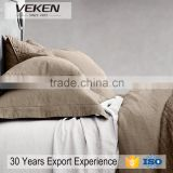 VEKEN products 100% pure flax linen combine your own king size bedding set