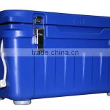 SCC brand LLDPE&PU cooler box, summer cooler,cooler box without power