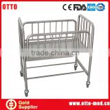 Hospital baby cot bed