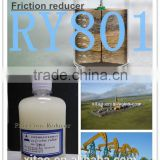 Drag reducing agent for reduing friction in water base fracture/DRA/Friction Reducer