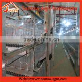 Popular Supplier Full automatic 3-tier Hot-dipped Broiler chicken cage with Trade Assurance