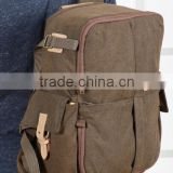 DSLR Camera Backpack BAG/CASE N5 Canvas Retro Shoulder Waterproof