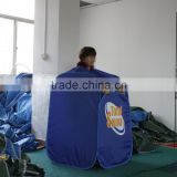 1 person steam portable sauna tent