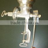 cheap manual hand operated corn grinder/mill(factory)grain mill