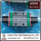 High Class HIWIN EG/ HG/ MG types linear guide system