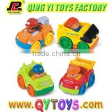 Friction mini truck toy