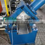 China galvanized steel shutter door rolling slates roll forming machine