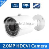 HD CVI Surveillance Cameras Offer Infrared CMOS Security Camera 2.0 Megapixel 1080P Waterproof IP66 HDCVI IR 30m