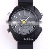 Night Vision 8GB Infrared HD 1080p MINI waterproof sports watch/black cctv camera 1920*1080/Li-ion Battery